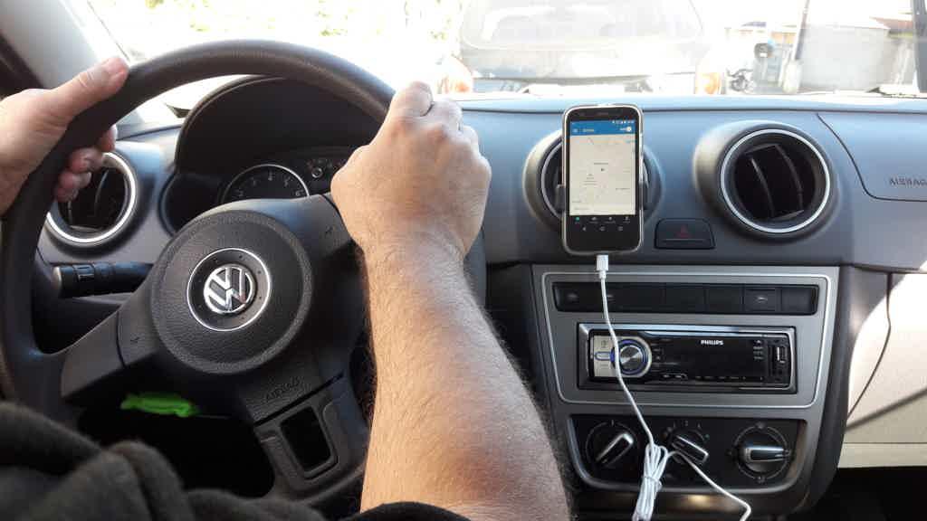 Carros para motoristas de aplicativos