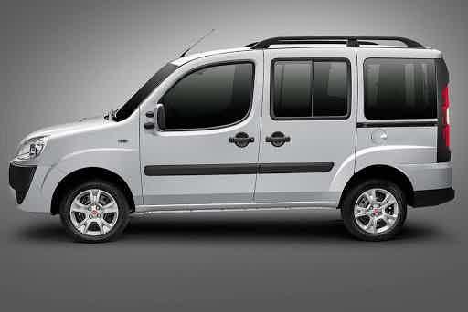 Fiat Doblo Essence 1.8 2018 Flex