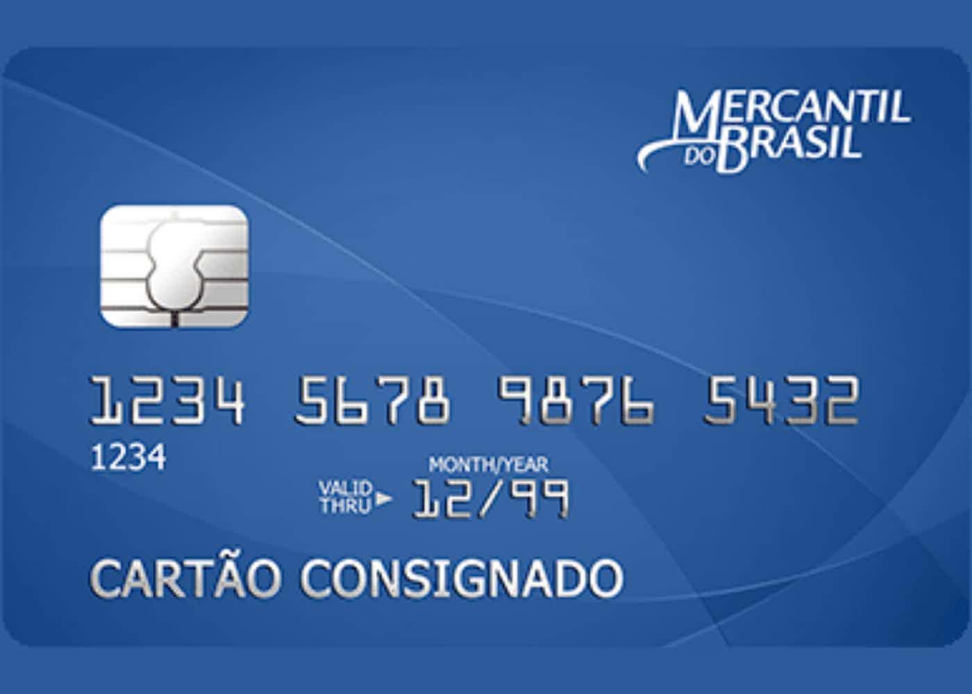 Conheça o Cartão consignado Banco Mercantil.