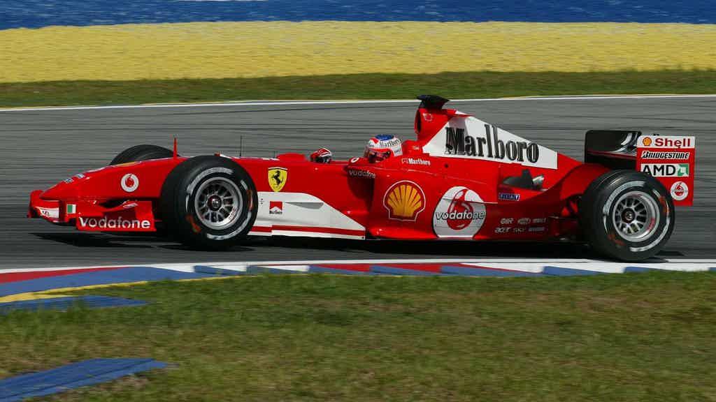 Ferrari F-2004