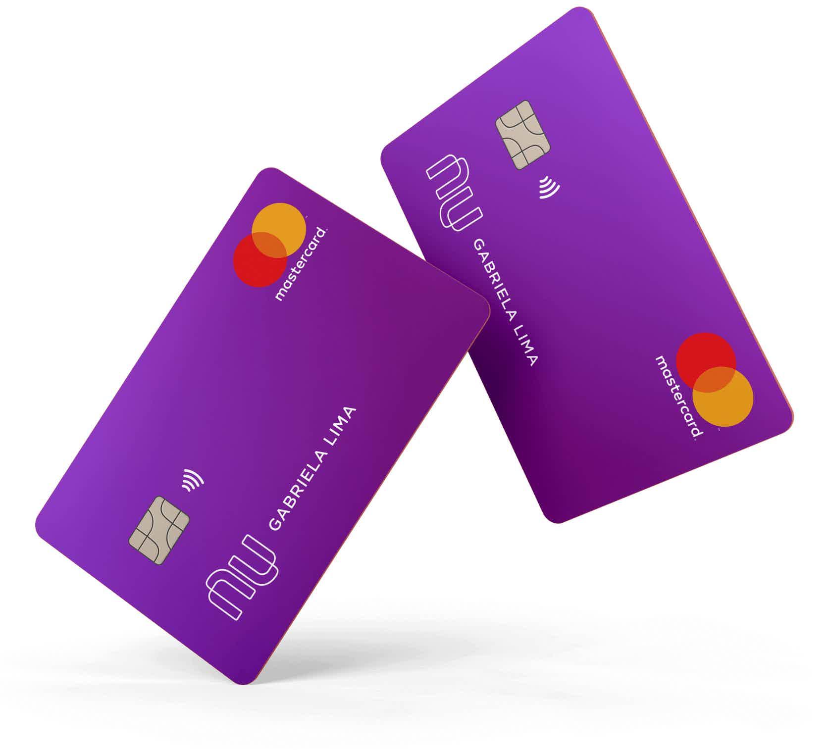 Conheça o cartão de crédito.