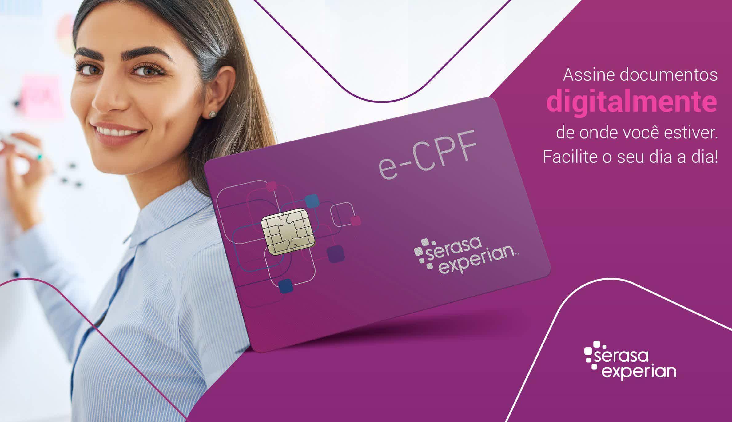 cuidados com o e-CPF