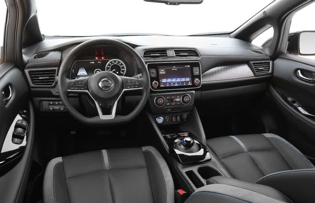 Interior Leaf 2020