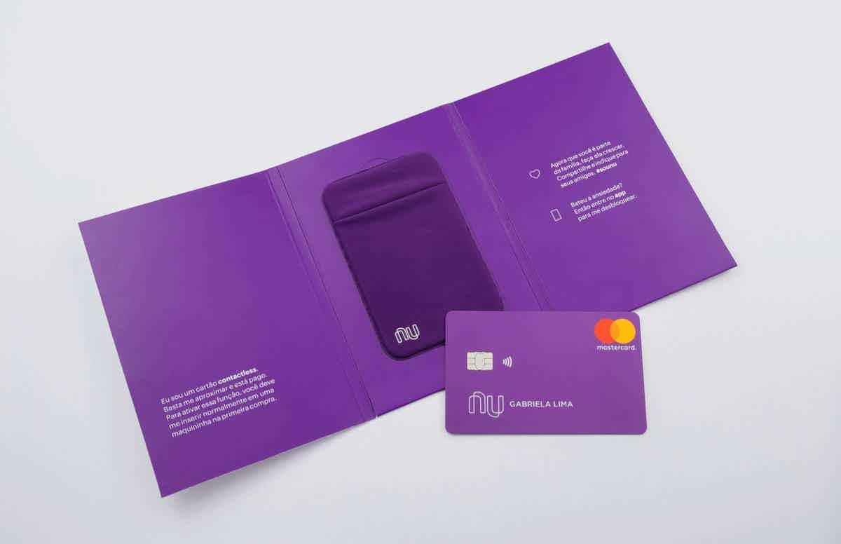 Cartão de crédito Nubank Mastercard Platinum