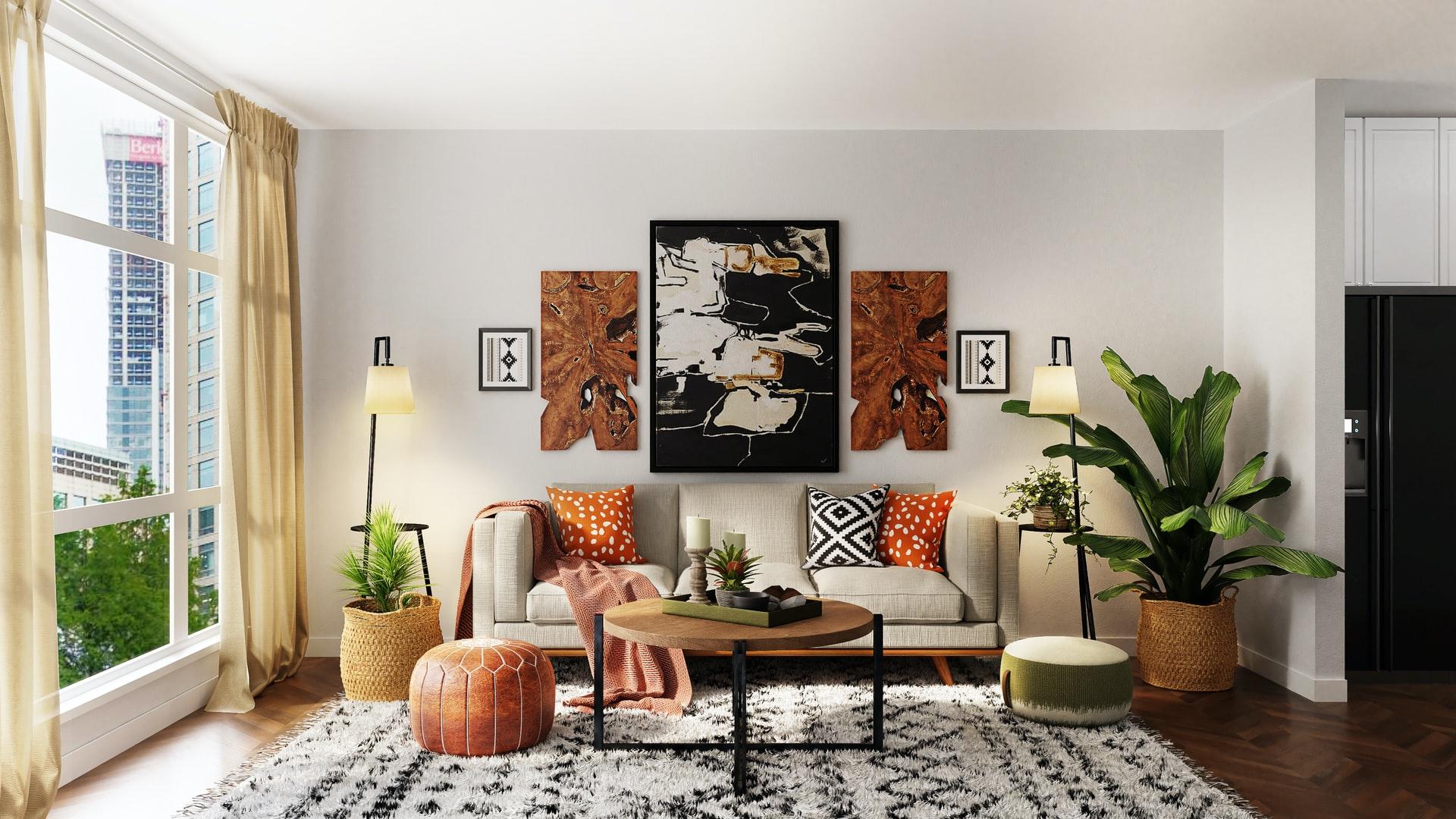 Descubra o curso online e gratuito de decoração de interiores da Domestika