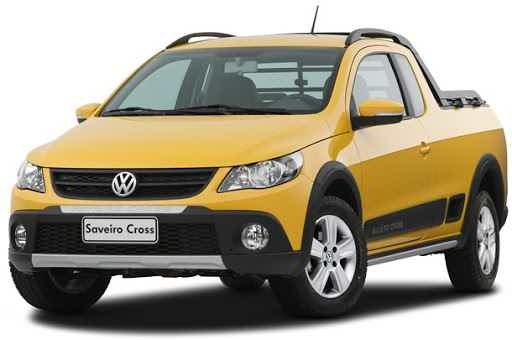 Volkswagen Saveiro CE Cross 1.6 MT