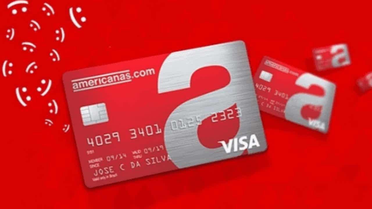 Cartão pré-pago Americanas