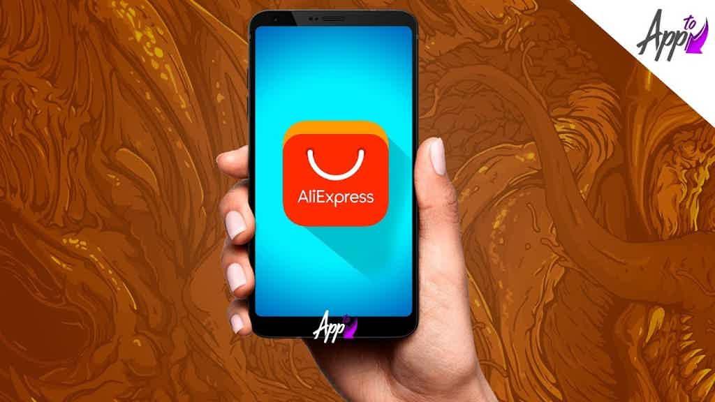 Aplicativo Aliexpress