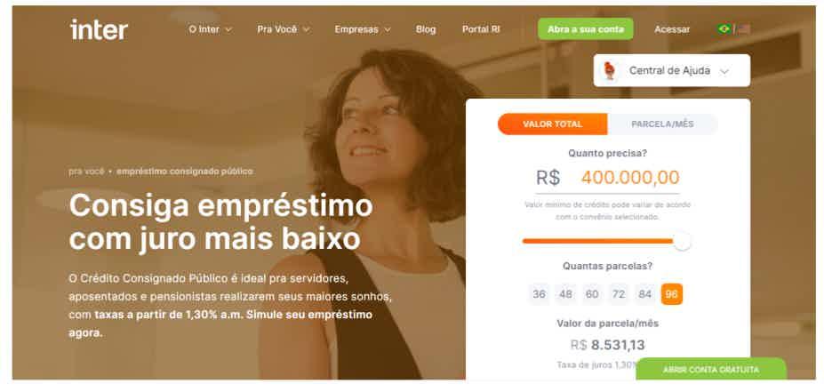 Empréstimo Banco Inter: como funciona?