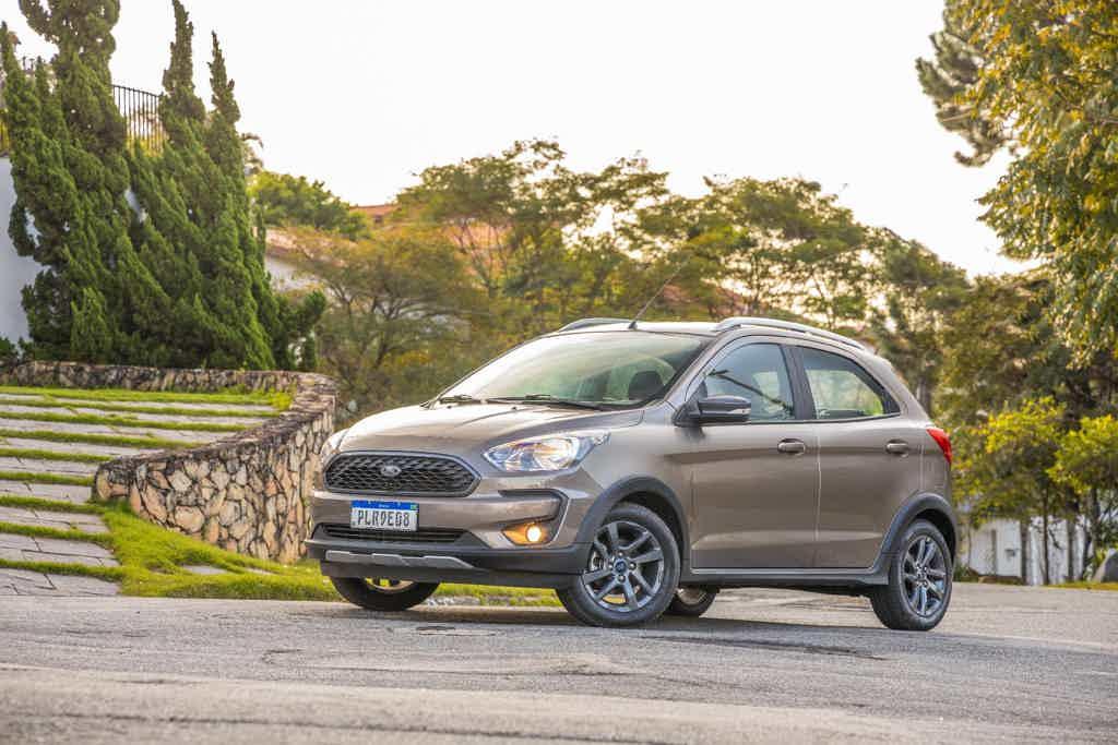 Ford Ka 2021