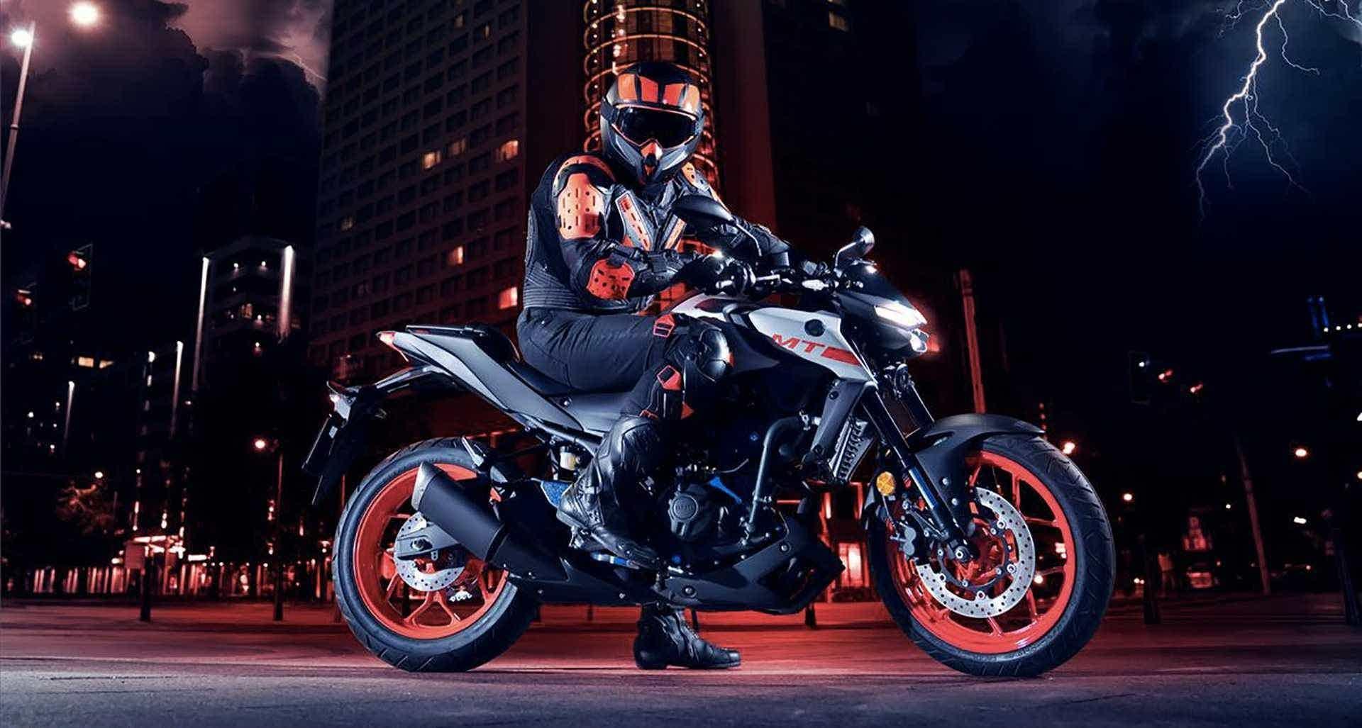 motos para rodar na cidade e na estrada