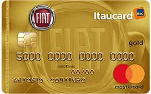 Cartão de crédito Fiat Itaucard 2.0 Gold