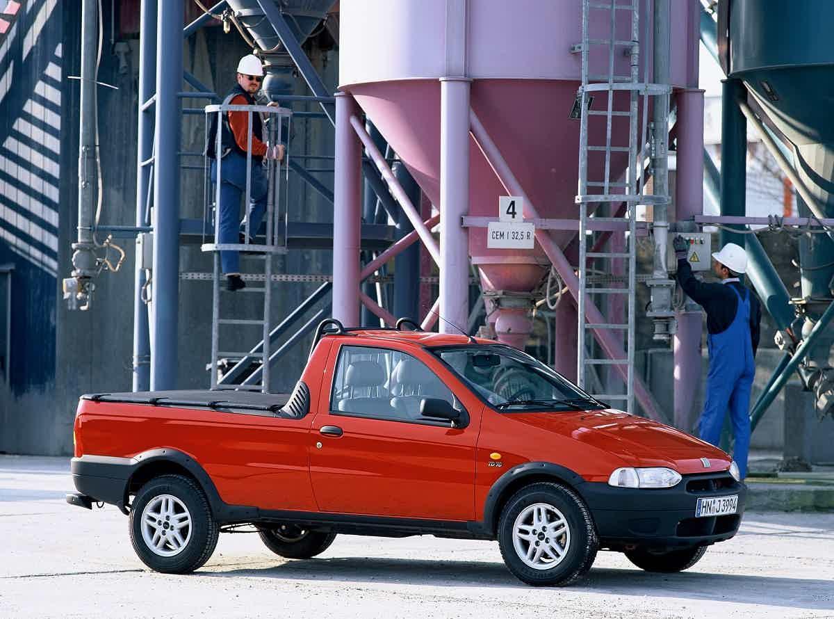 Fiat Strada 98