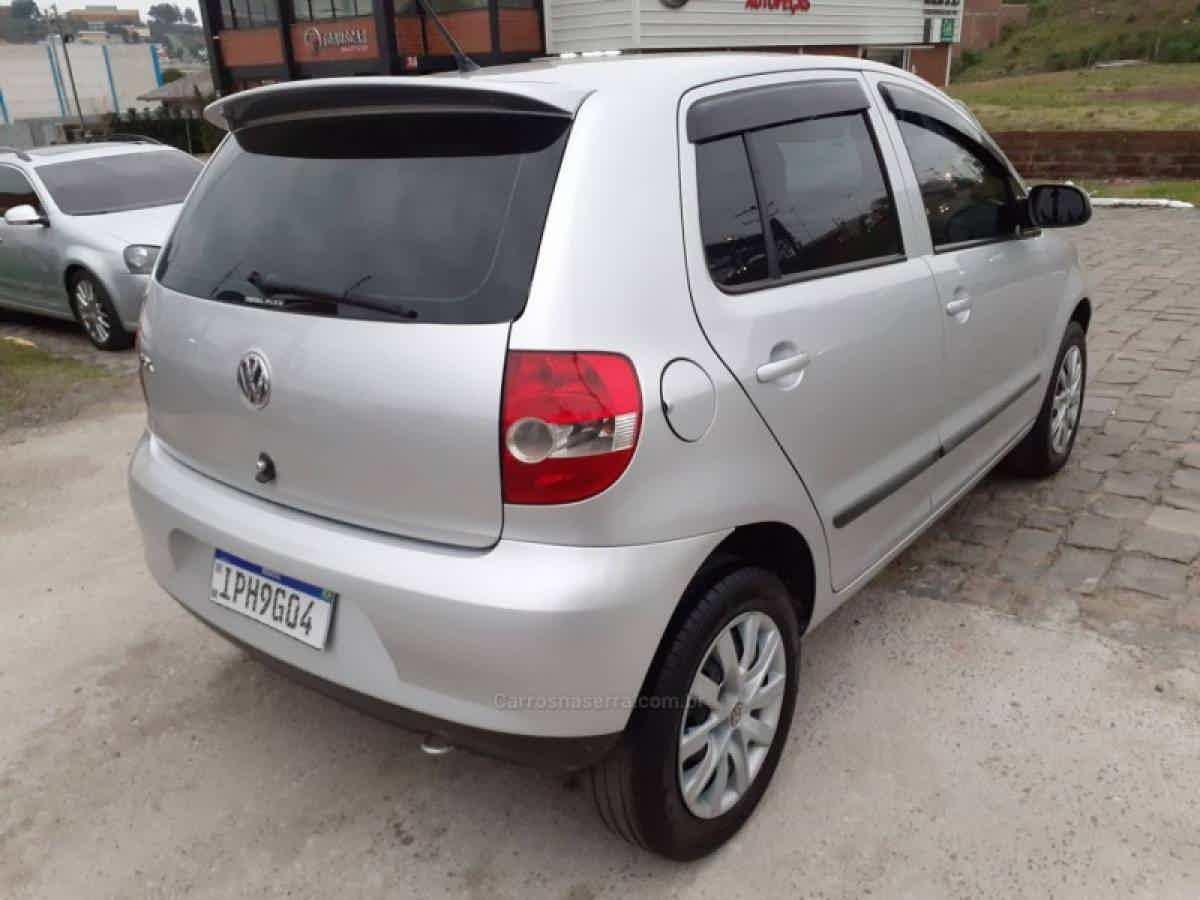 Volkswagen Fox 2009 1.0