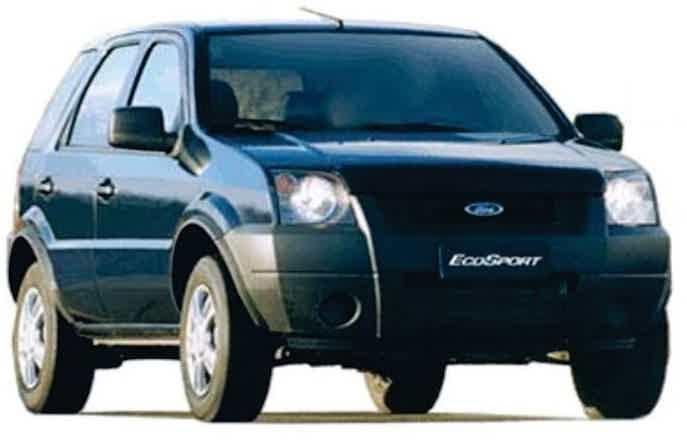 Ford Ecosport 1.0