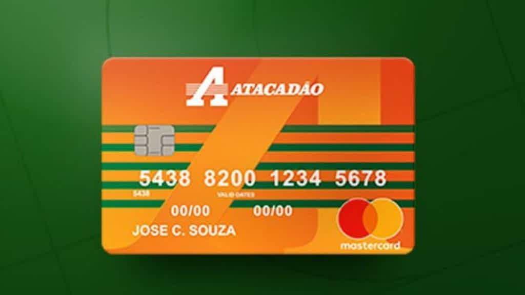 Como funciona o cartão Atacadão?