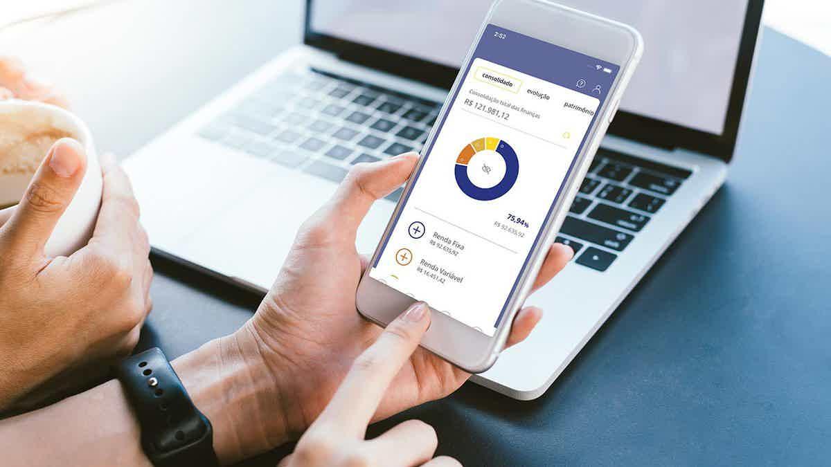 Como montar uma carteira de investimentos com a Fliper?