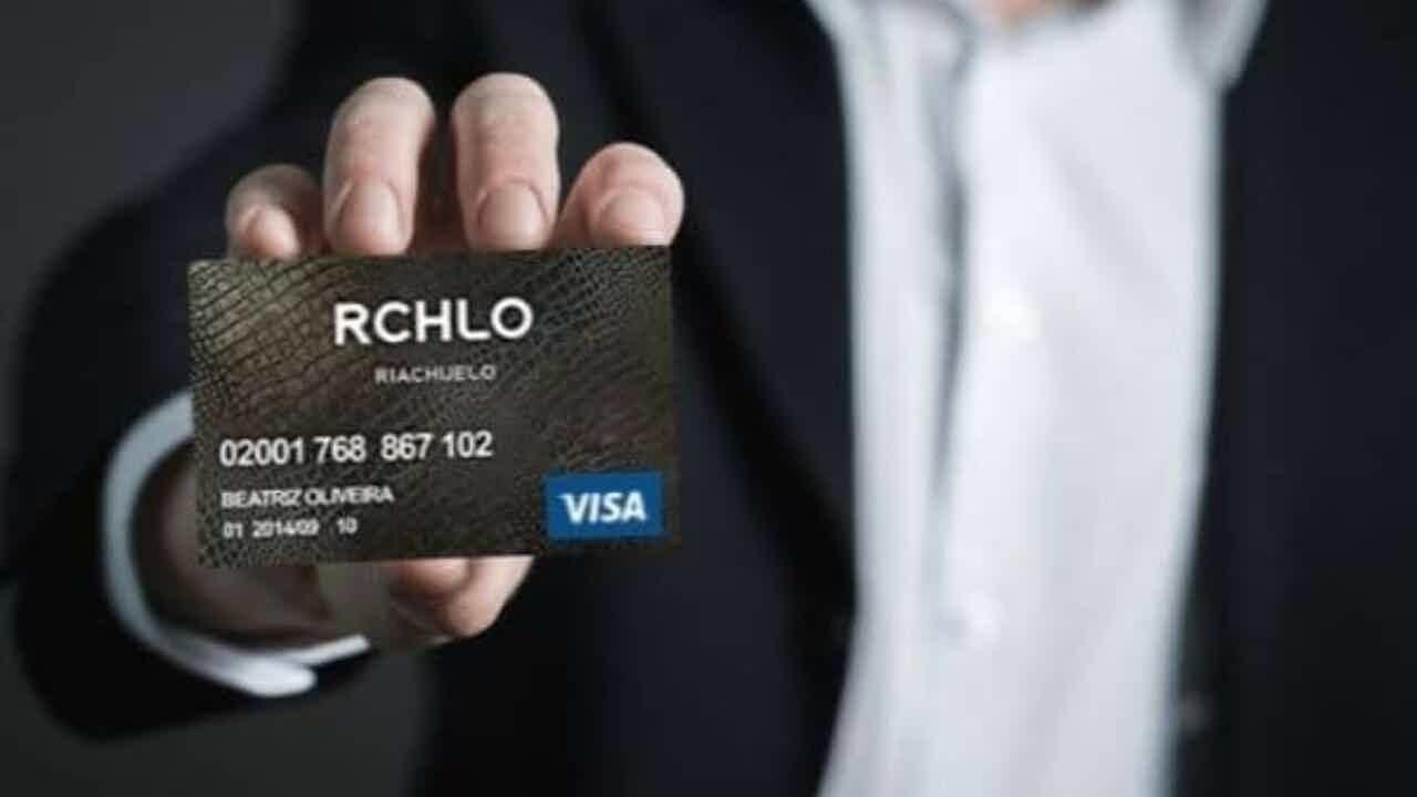 Cartão de crédito Riachuelo