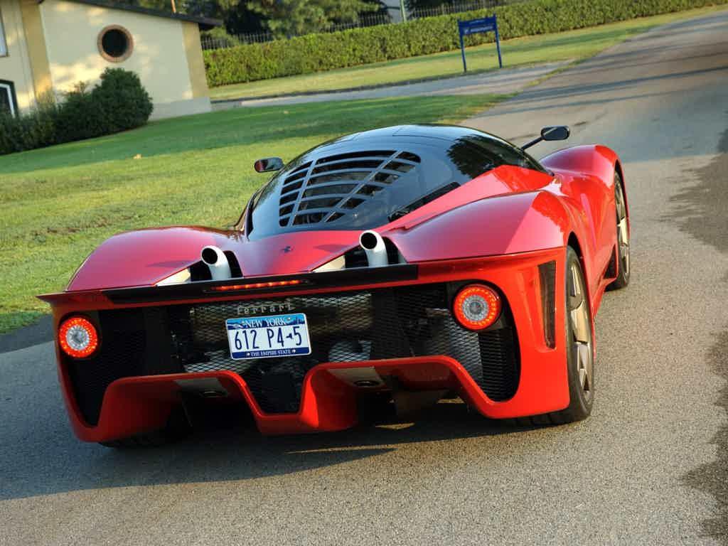 Ferraris mais bonitas da história