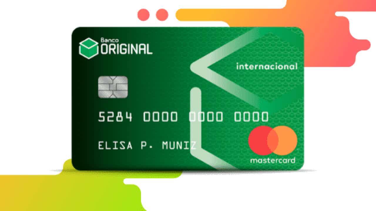 Programa de pontos do cartão Original Mastercard
