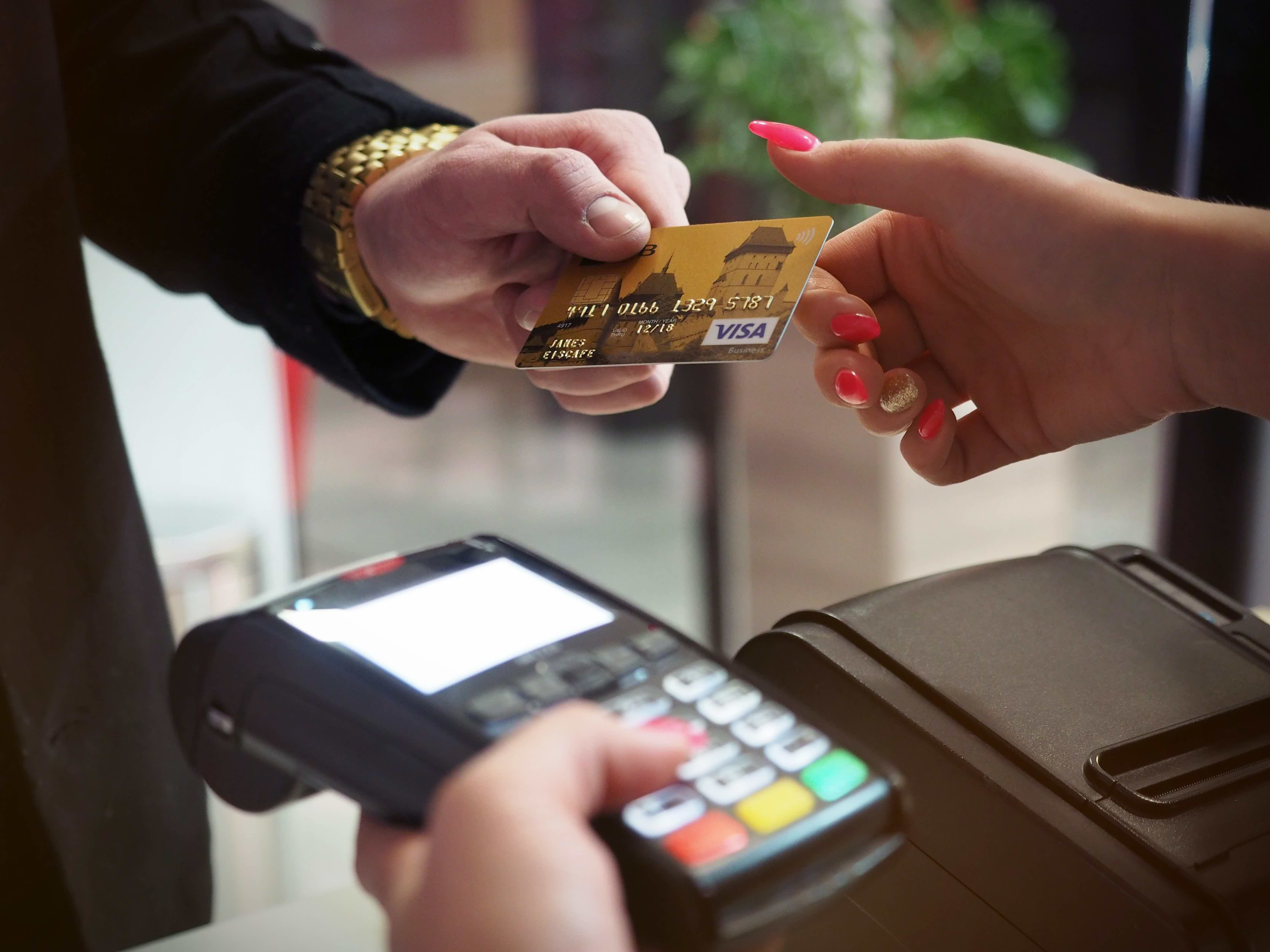 Quais as vantagens do cartão de crédito?