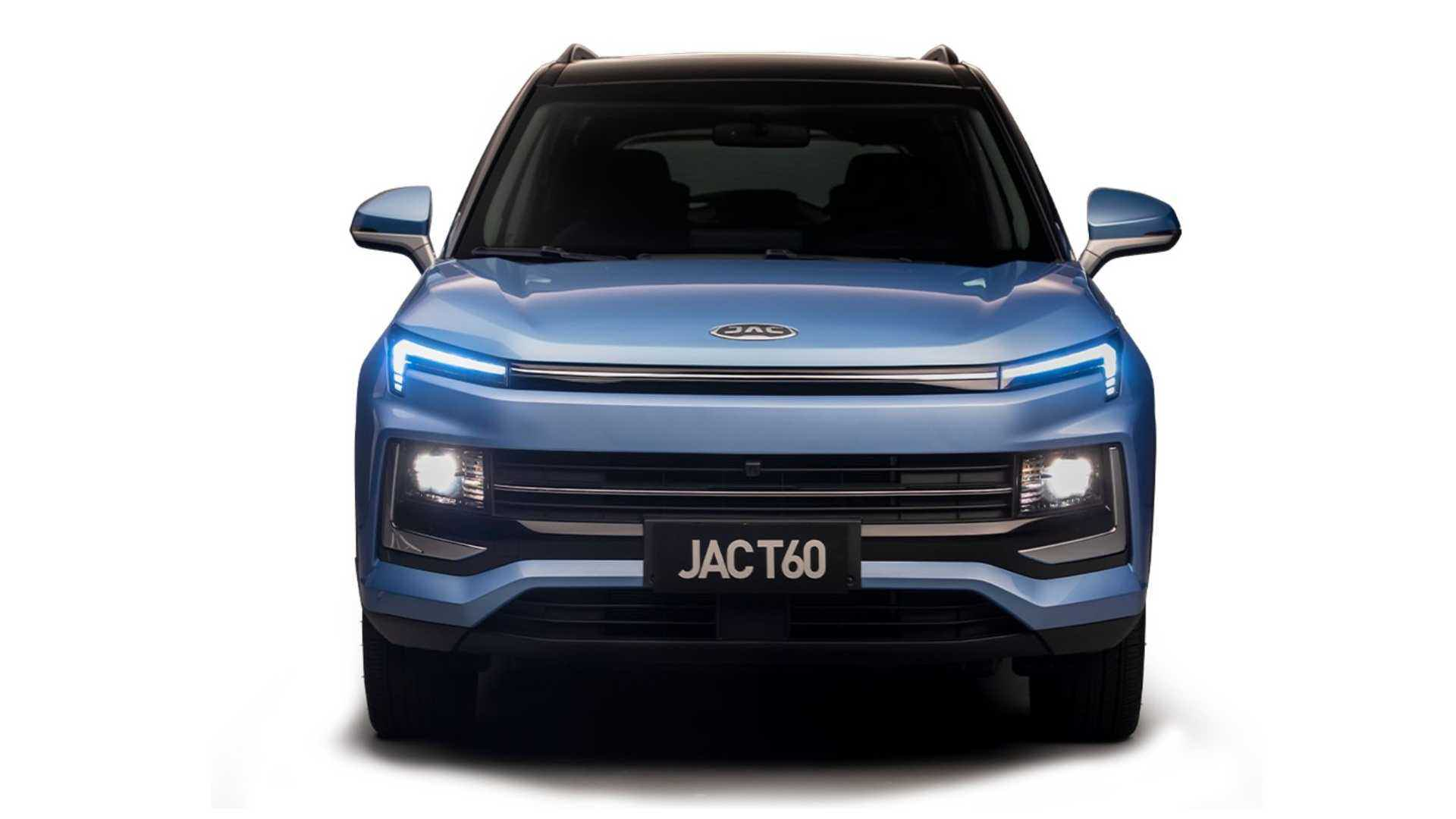 Comprar JAC T60 Plus