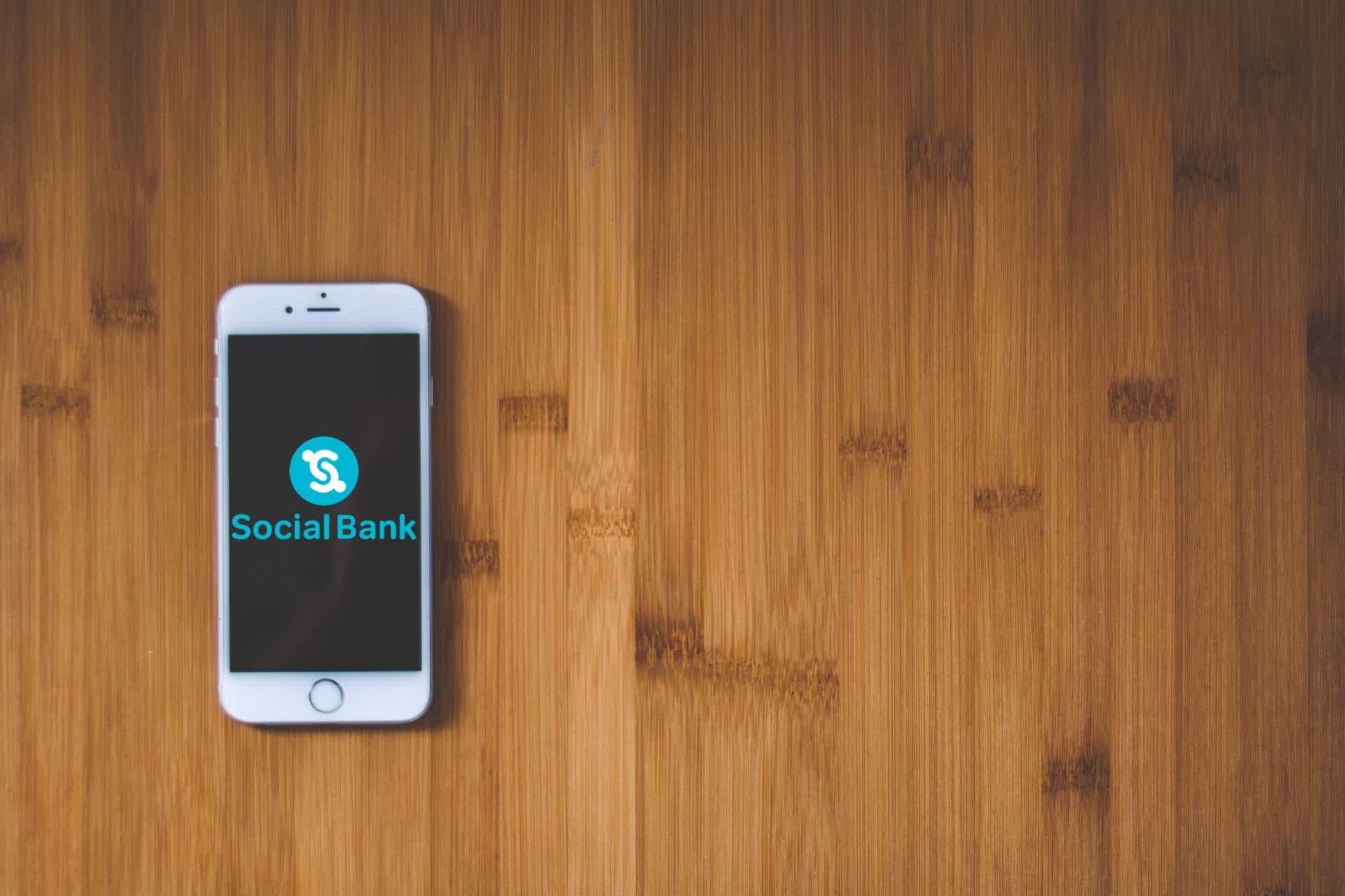 Conheça a conta digital Social Bank.