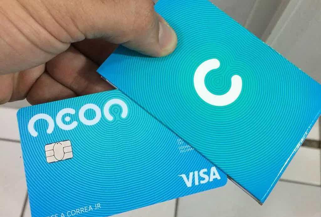 Cartão de Débito Internacional com a bandeira VISA