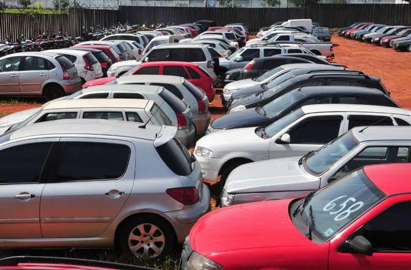 Comprar veículos em leilão