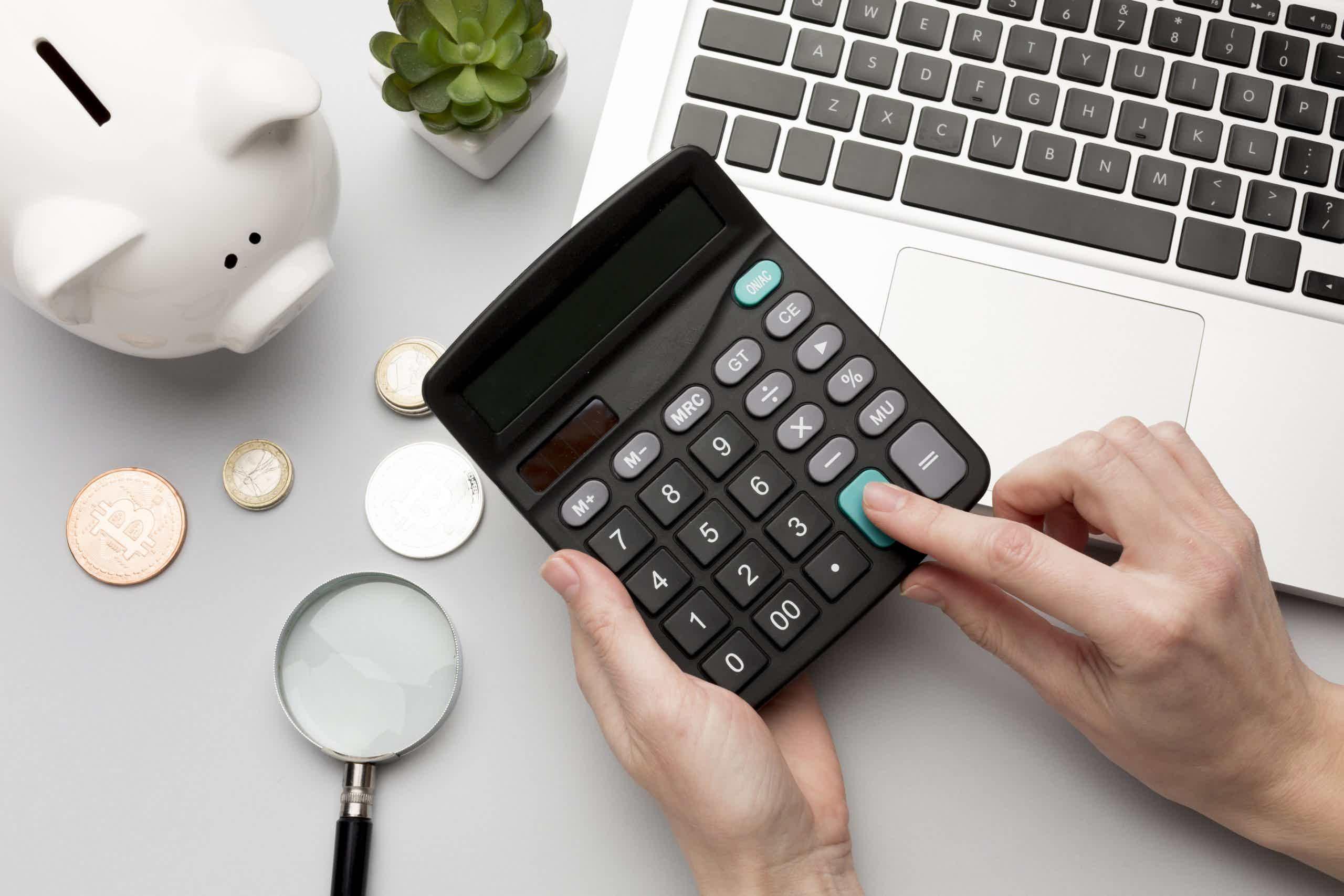 Quais as taxas e tarifas do cartão de crédito Credicard Beta?