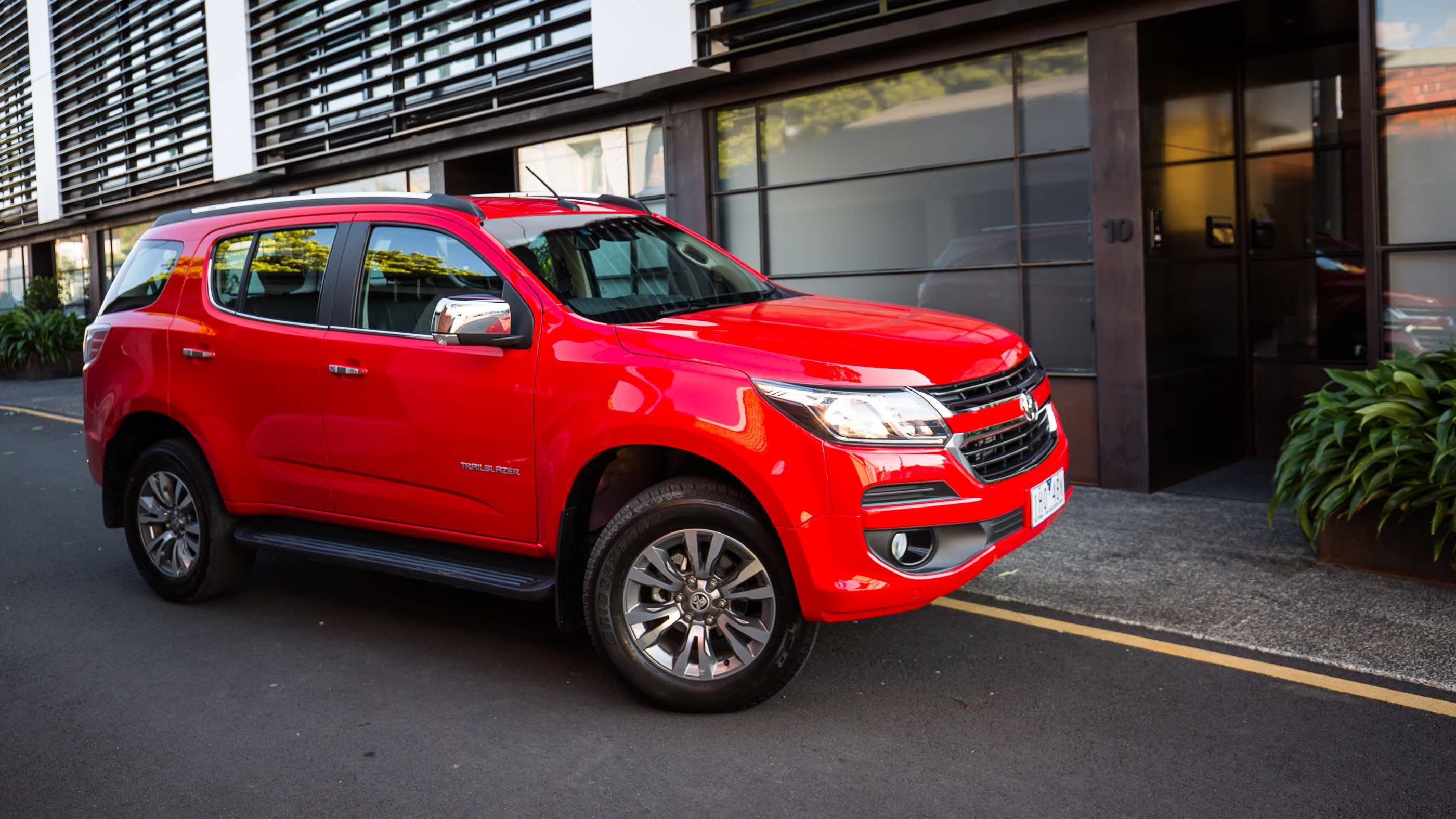 Trailblazer LTZ 2.8 2017