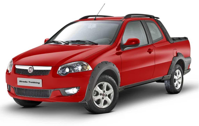 Fiat Strada Treking 2013