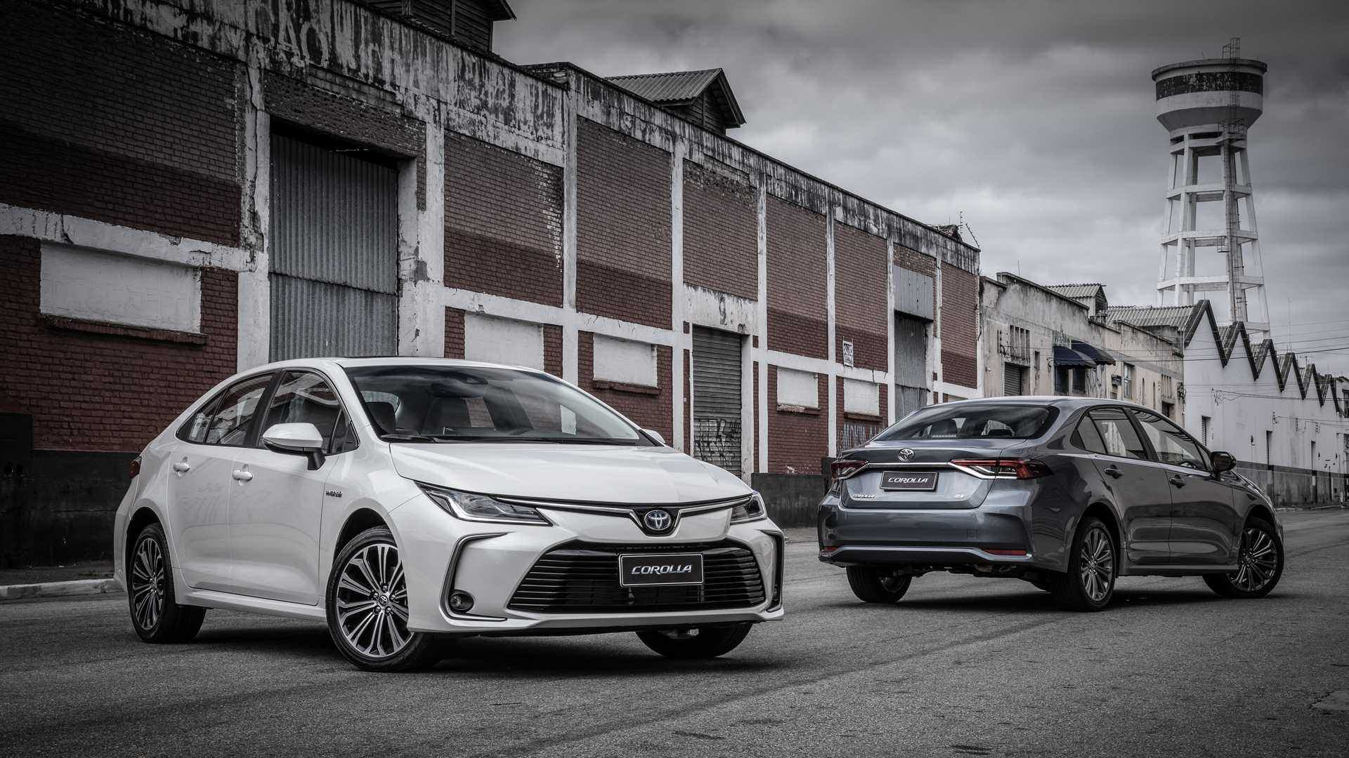 Prós e contras do Toyota Corolla