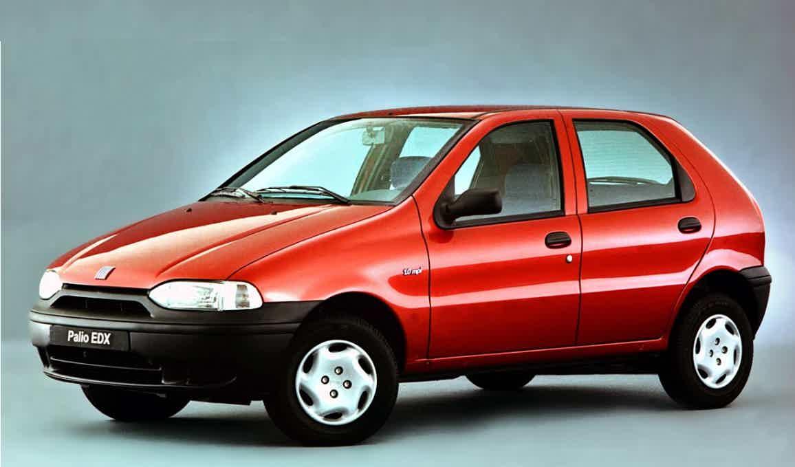 Fiat Palio City EDX 1.0 1999