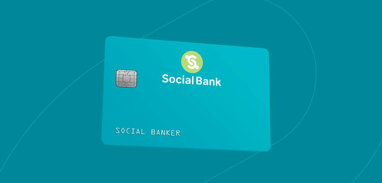 Veja as vantagens da conta digital Social Bank.