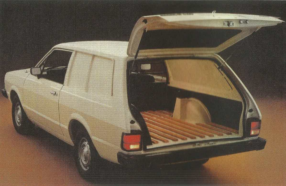 Ford Corcel Van II