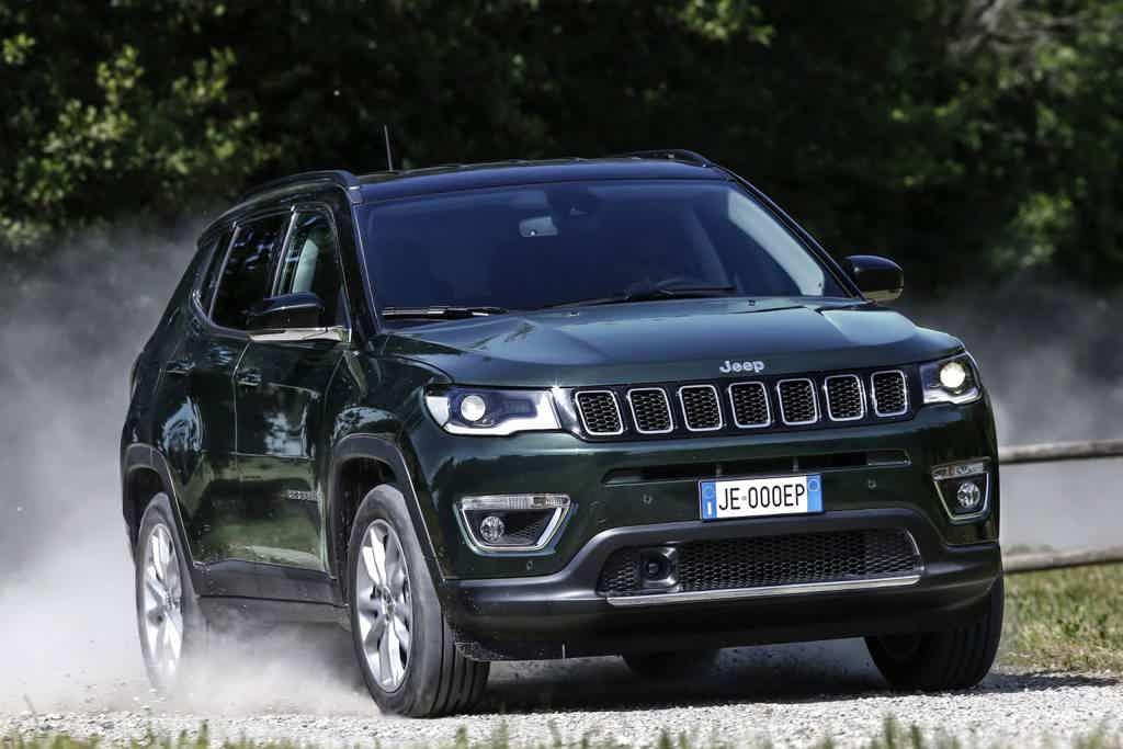 Mudanças estéticas Jeep Compass 2021