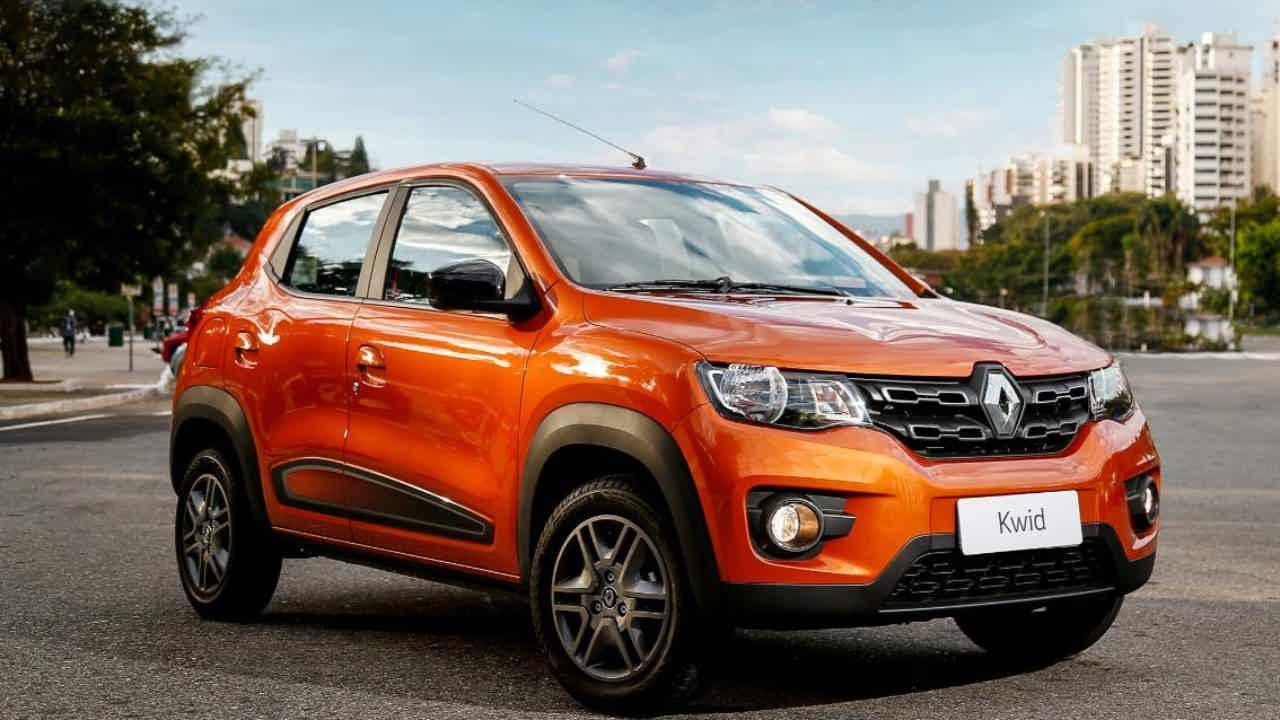 Renault Kwid Zen