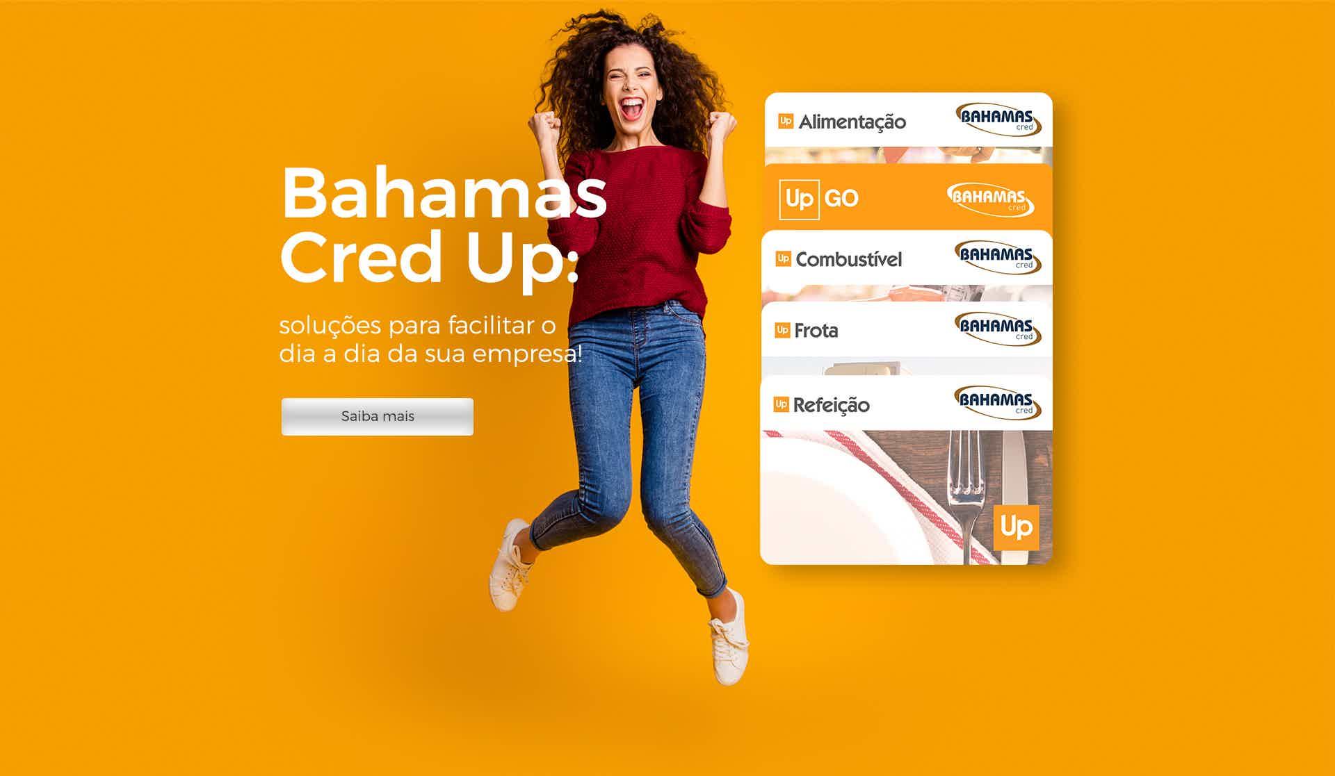Quais as vantagens do Cartão Bahamas?