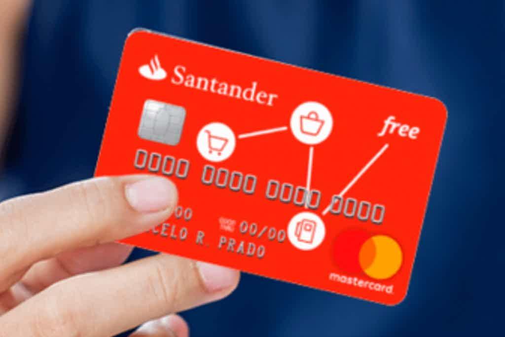 Vantagens do Santander Free