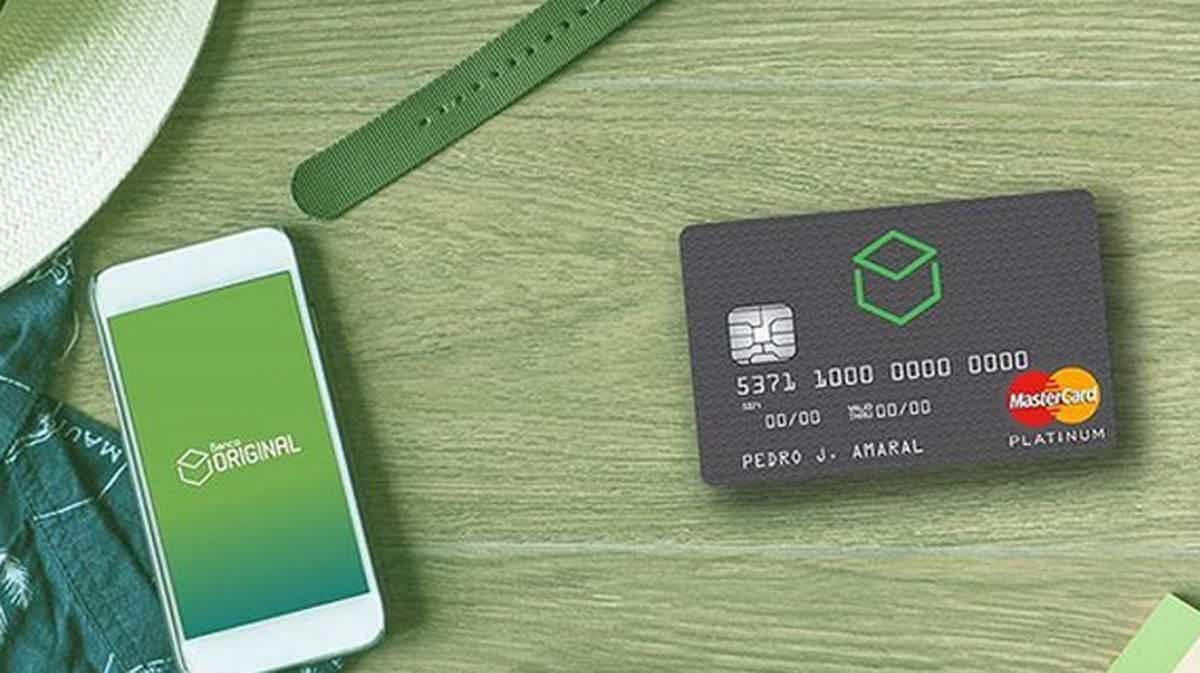 Cashback com o cartão Original Mastercard