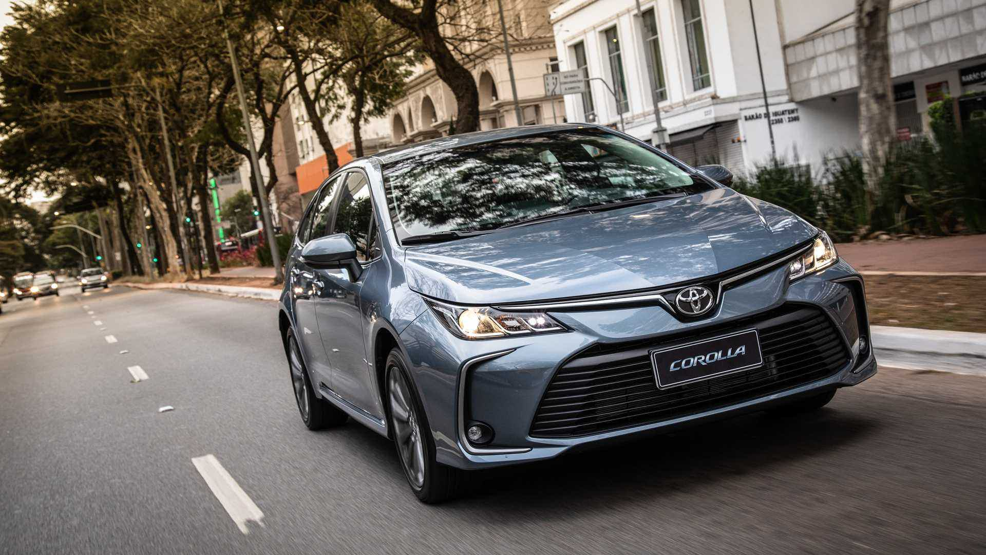 Comprar Toyota Corolla