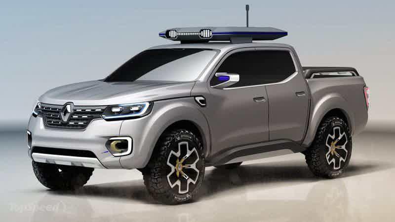 Renault Alaskan Conceito
