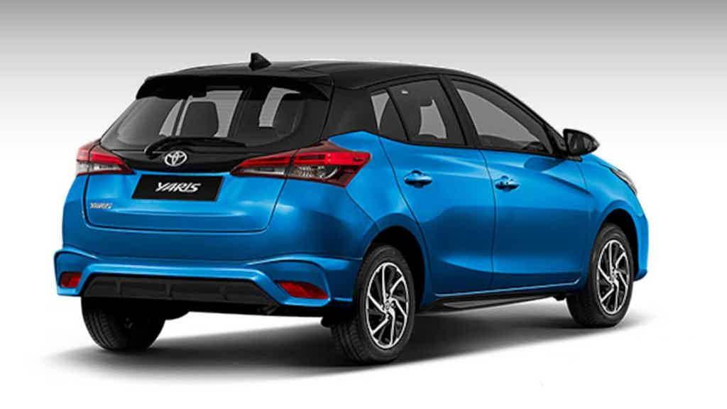 Prós e contras do Toyota Yaris