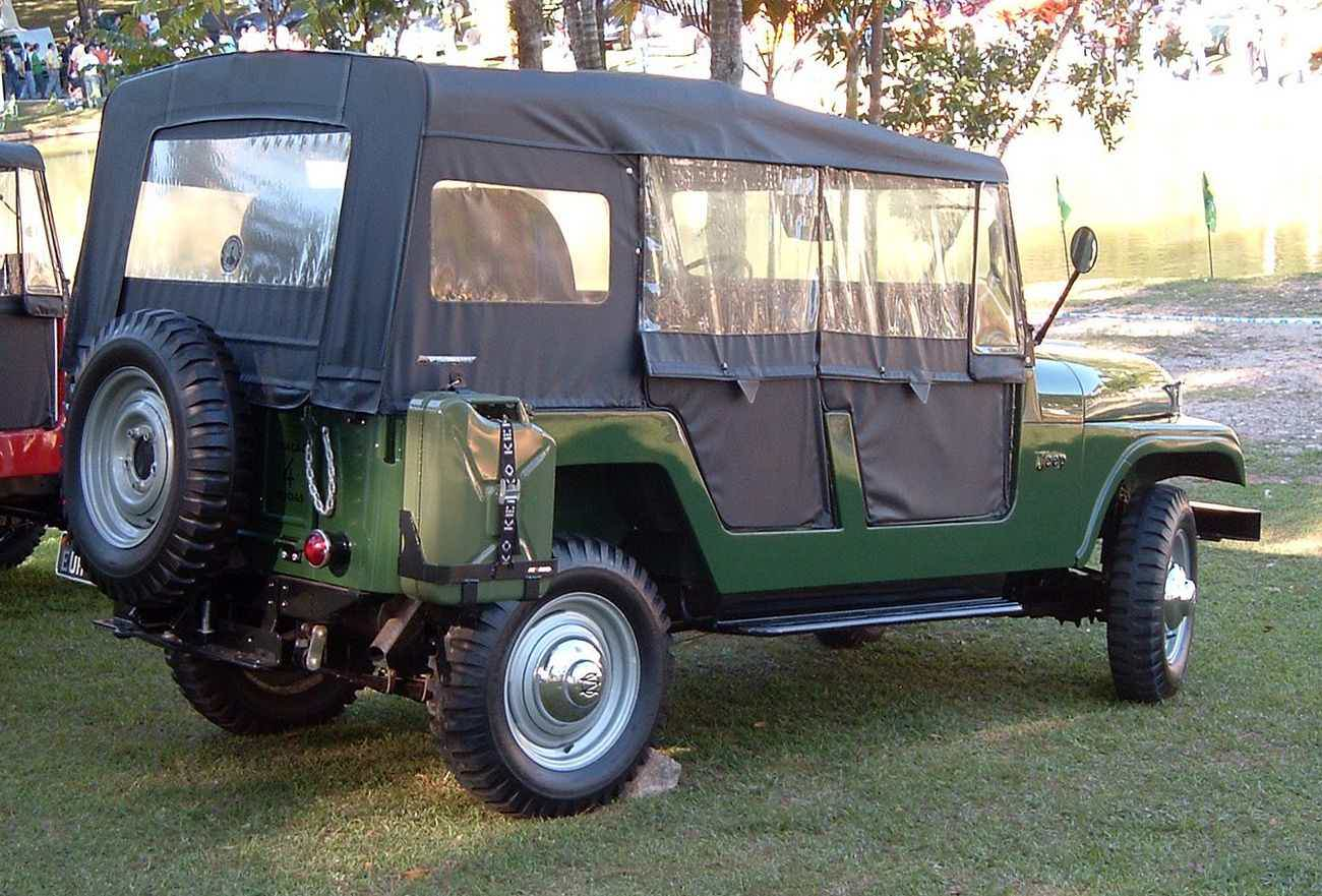 Willys CJ-6