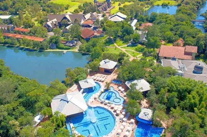 Jurema águas quentes - Resort em Paraná