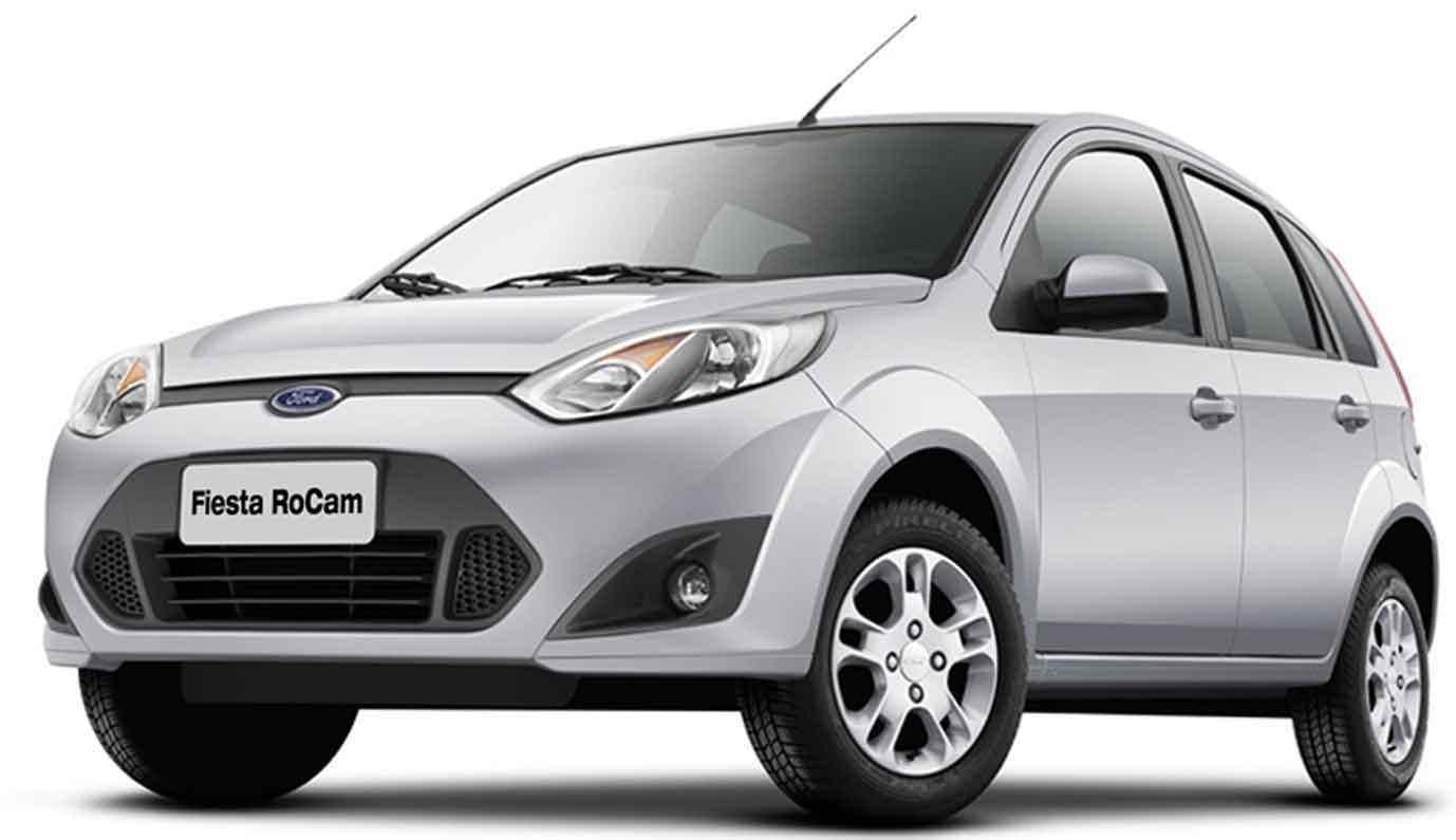 Ford Fiesta 2013 1.0 Rocam Hatch