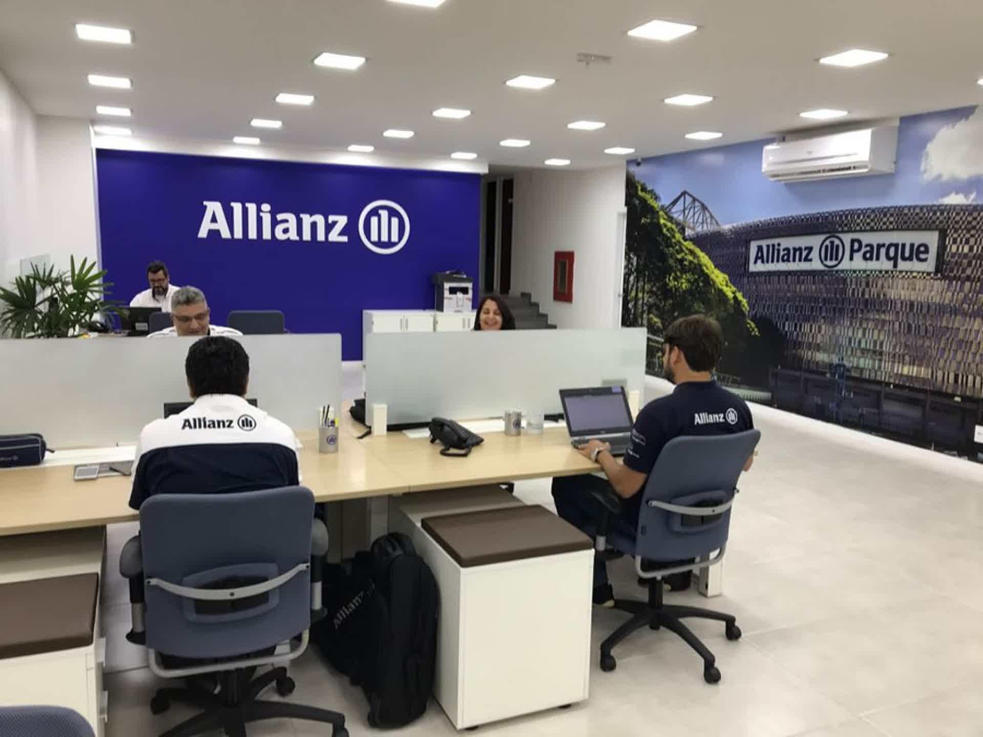 Contratar Seguro Auto Allianz