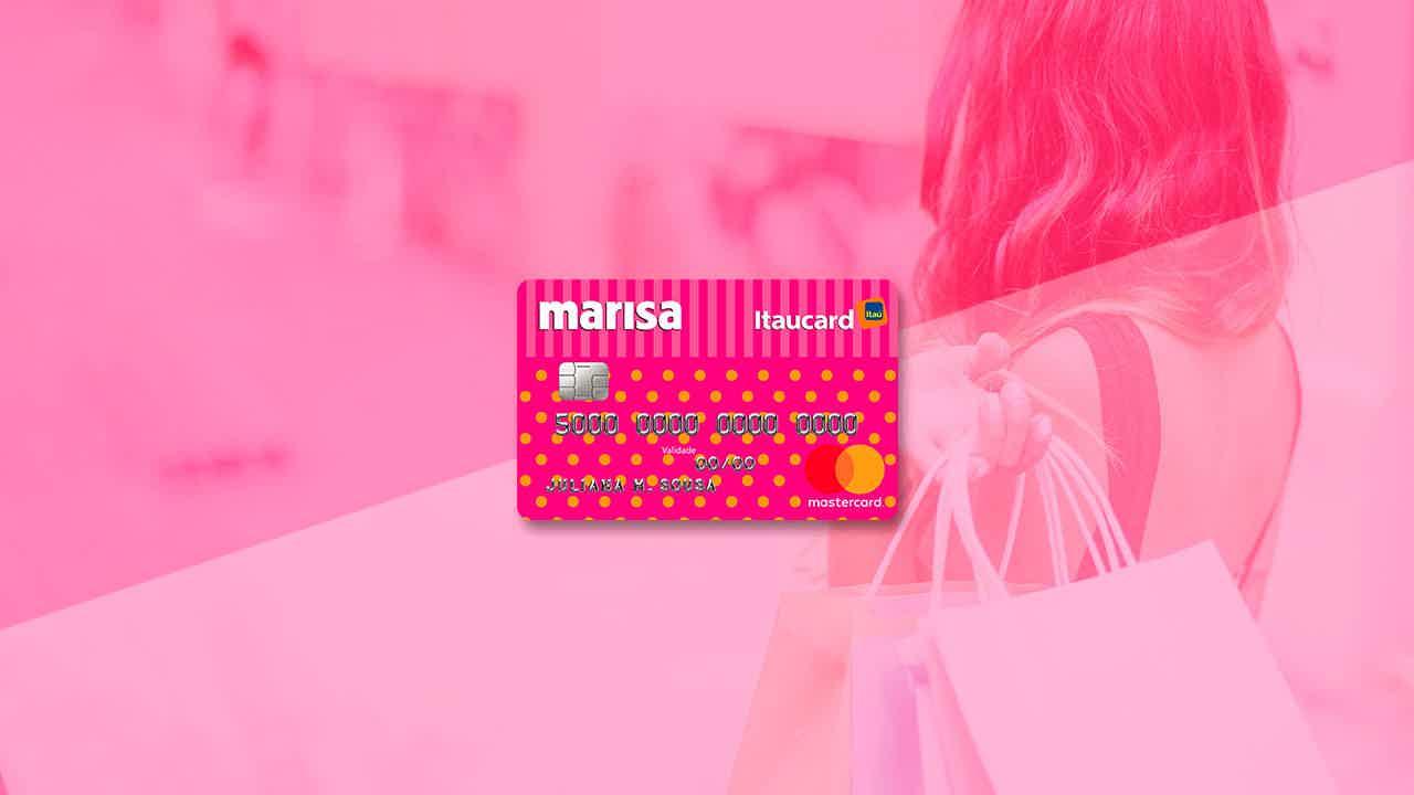 Como solicitar seu cartão Marisa