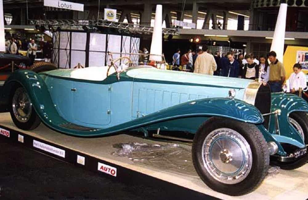 Bugatti Royale 1930